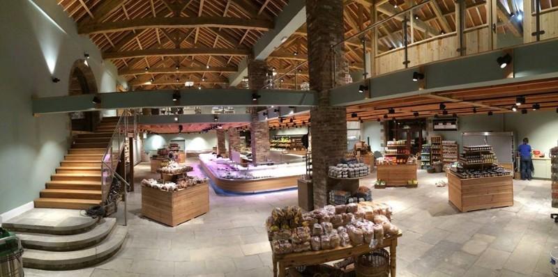 Mainsgill farm shop tea room deliciouslyorkshire for Tea room design quarter