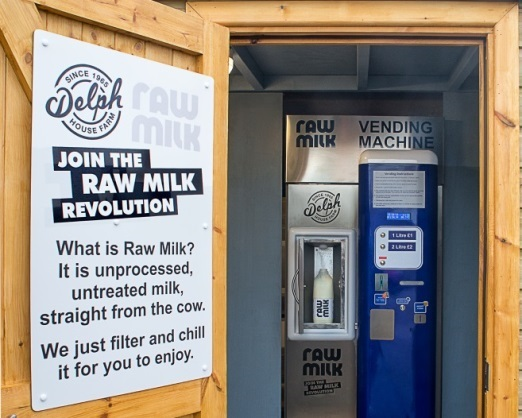 The White Stuff Yorkshire Farmers Join Raw Milk