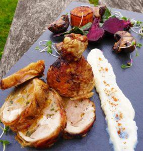 Fodder S Chicken Ballotine Deliciouslyorkshire