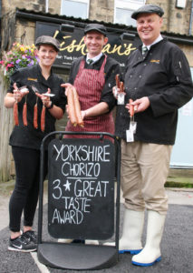 Yorkshire Producers celebrate Great Taste Awards Success