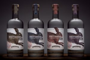 Whittaker's Gin Celebrating Two Prestigious Contracts