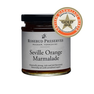 Rosebud Win Gold at World Marmalade Awards