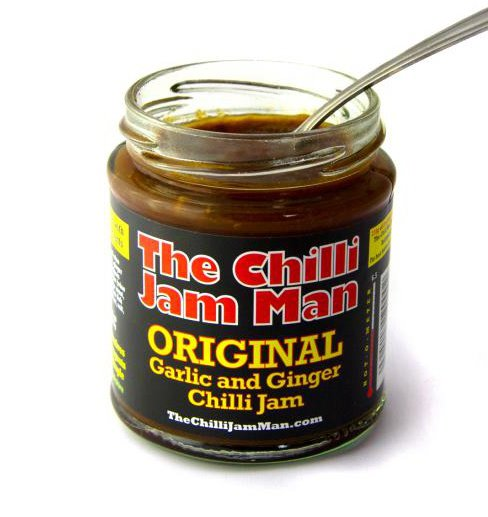 The Chilli Jam Man
