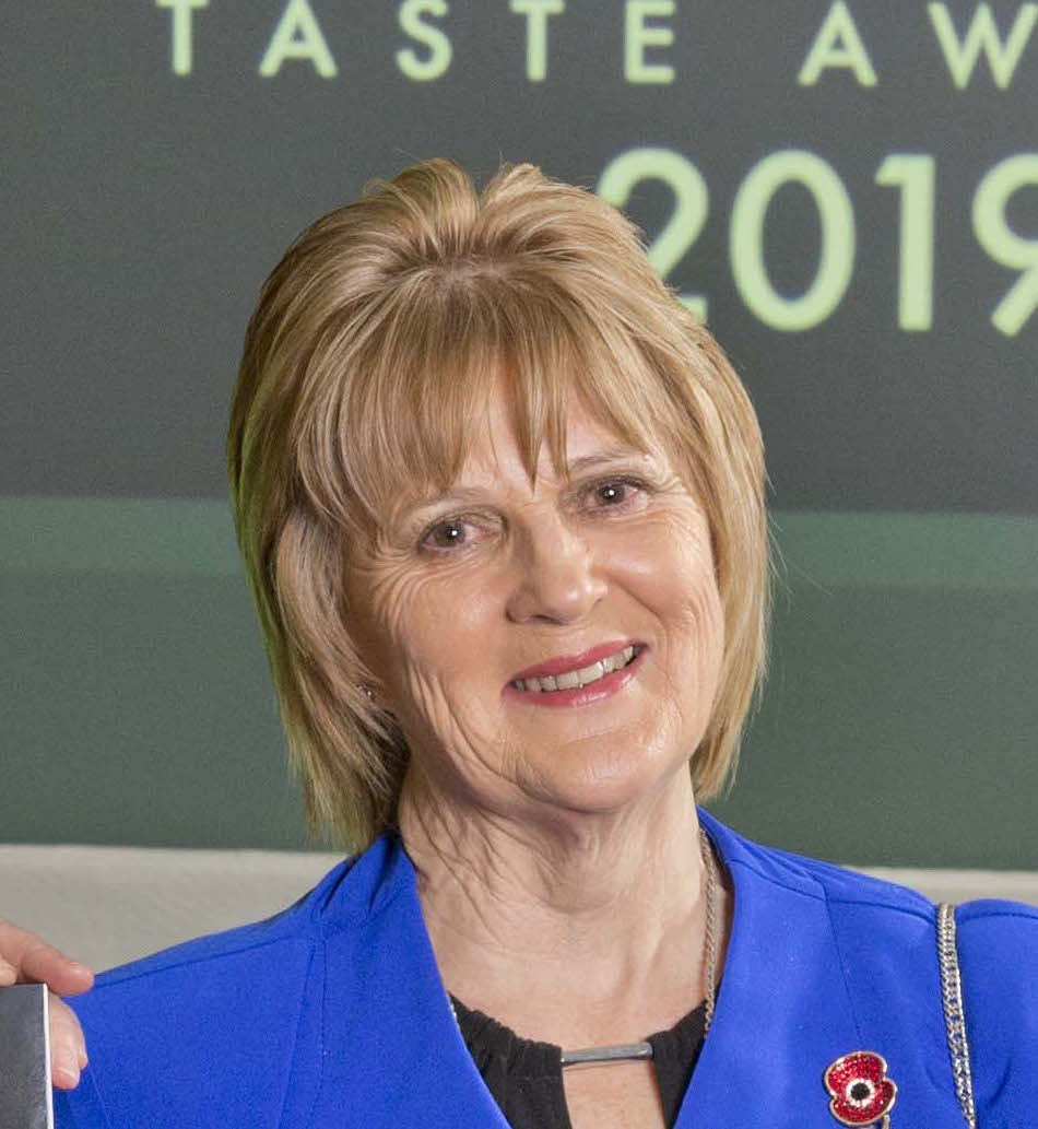Judy Bell, Chair of Deliciouslyorkshire